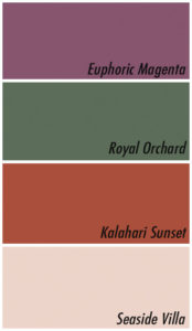colors of the year